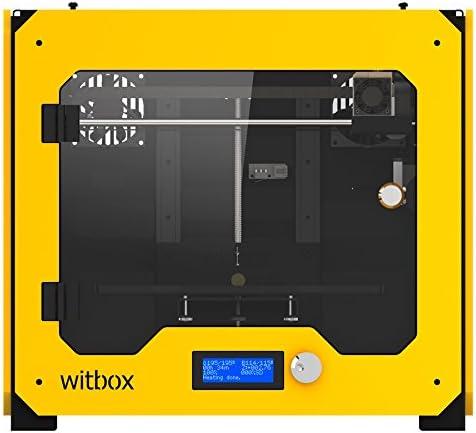 BQ Witbox tecnología FFF (Fused filamento creación) Impresora 3D ...