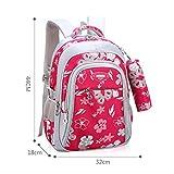 Best Barbie Book Bags - Kalakk Children School Bags For Girls Printing Backpack Review