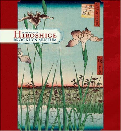 Hiroshige 2010 Calendar