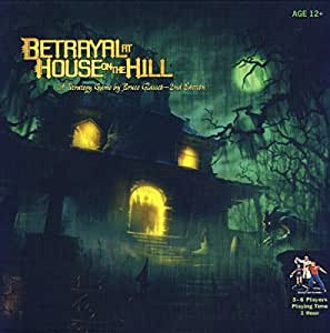 Betrayal At House On The Hill - 2nd Edition