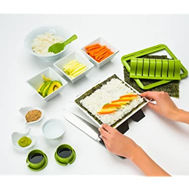 Sushiquik Super Easy Sushi Making Kit - World's #1 Sushi Kit