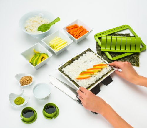 top 5 best sushi quick sushi making kit,sale 2017,Top 5 Best sushi quick sushi making kit for sale 2017,