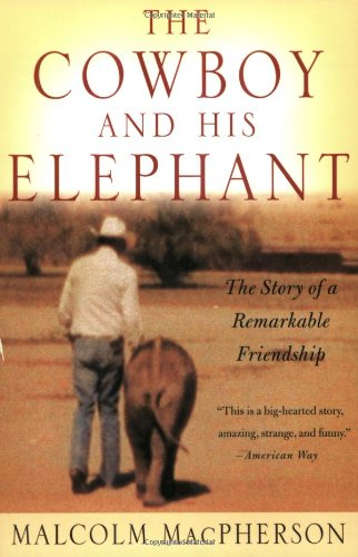 Animal Book - The Cowboy and His Elephant