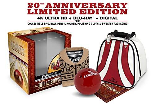 (The Big Lebowski 20th Anniversary Gift Set [Blu-ray])