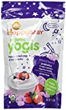 yogurt snacks - Happy Baby Organic Yogis Freeze-Dried Yogurt & Fruit Snacks Mixed Berry, 1 Ounce Bag Organic Gluten-Free Easy to Chew Probiotic Snacks for Babies & Toddlers