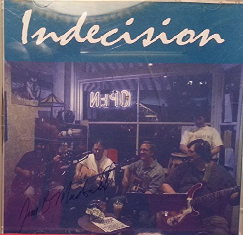 Indecision : Songs- Modern Life; Dark Sunglass Man; Victim of a Life; Play Music; Darlin; Baby Baby (2000 MUSIC - Irving Sunglasses