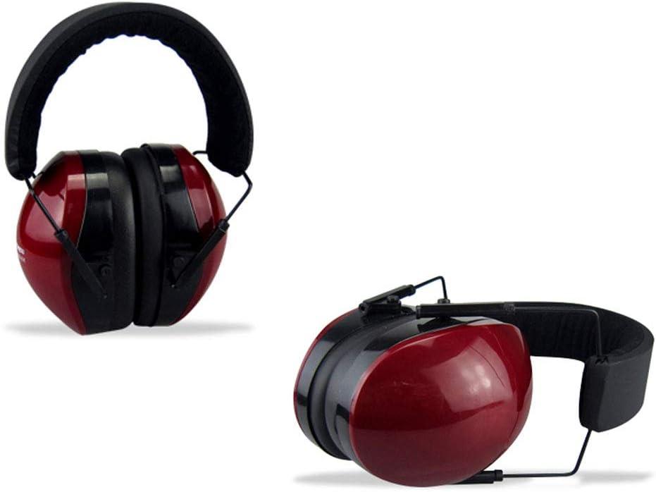 1 Paar Professionelle Ohrschützer Schalldichte Gehörschutz-Kopfhörer