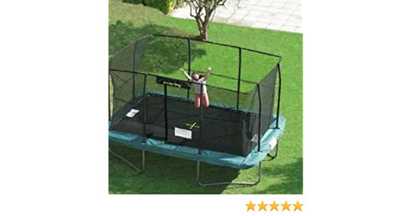 Cama elástica Jumpking rectangular de 4,30 m x 3 m: Amazon.es ...
