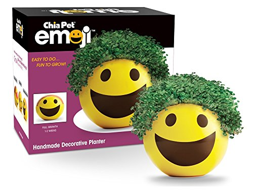 Chia Emoji Smiley