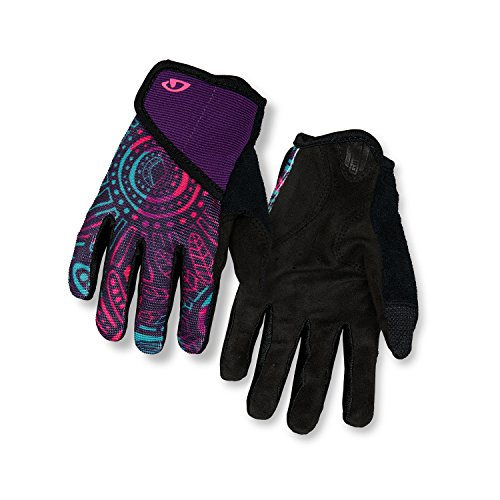 Giro DND Jr II Youth Bike Gloves Blossom XS ()