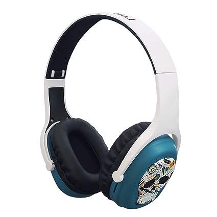 LYAmber - Auriculares de Diadema inalámbricos con Bluetooth, Manos ...