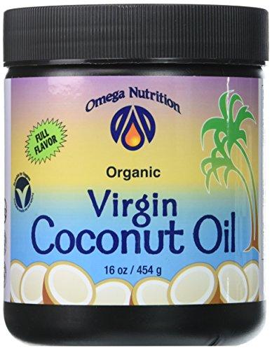 - Virgin Coconut Oil 454 grams
