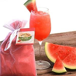 Watermelon Wine Slushy Mix and Cocktail