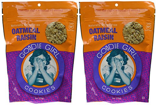 Crispy Oatmeal Raisin Cookie - Gluten Free
