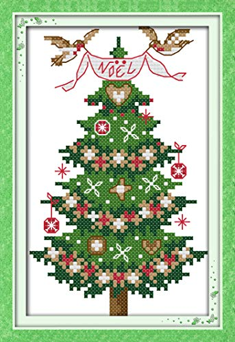 Top 10 cross stitch kits beginner adult christmas