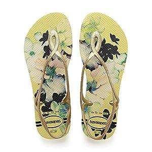 Havaianas Women's Luna Print Sandals