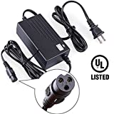 Sporting Goods : LotFancy 24V 2A Electric Scooter Battery Charger for Razor E100,E300,E125,E150,E200, PR200, E225S ,E325S, E175