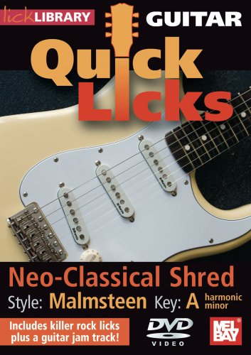 lick library classical guitar