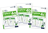 img - for Numicon: Number, Pattern and Calculating 4 Explorer Progress Books ABC (Mixed pack): 4 book / textbook / text book