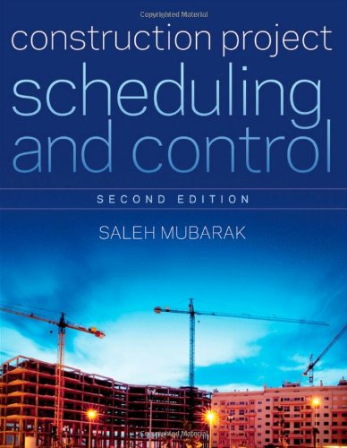 Construction Project Scheduling and Control (Project Controls compare prices)