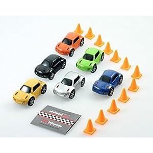 ZenWheels MicroCar - Black - micro remote control car