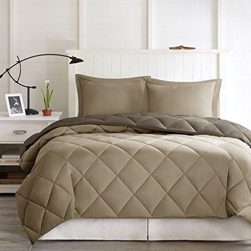 down comforter queen colored - 3