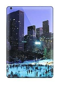 Shannon Morgan's Shop New Style Excellent Design Central Park, New York City Phone Case For Ipad Mini Premium Tpu Case