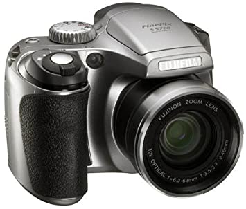 fujifilm finepix s5700 digital camera silver 2 5 amazon co uk rh amazon co uk