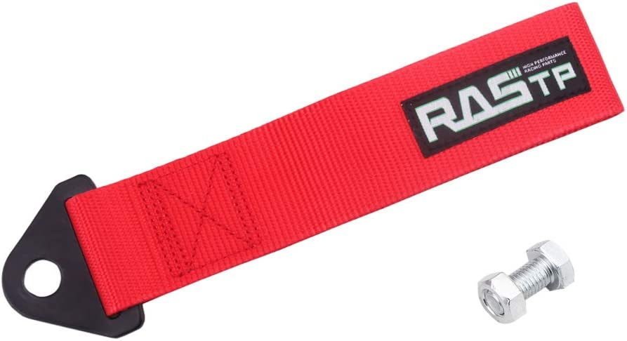 Blue RASTP High Strength Tow Strap