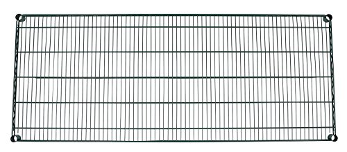 Apollo Hardware Green Epoxy Wire Shelves(Individual Wire Shelves) (24