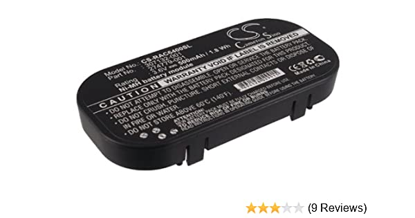 VINTRONS 500mAh Battery For HP Smart Array 6402 controller, Smart Array 6404 controller