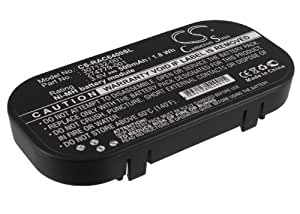 Battery for HP 325134-001, 3.7V, 500mAh, Ni-MH