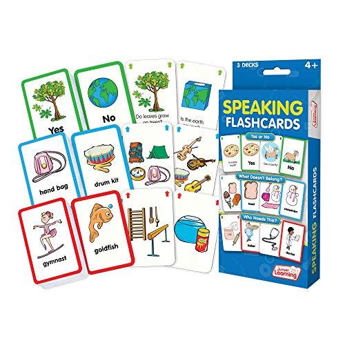 - Junior Learning Speaking Flashcards