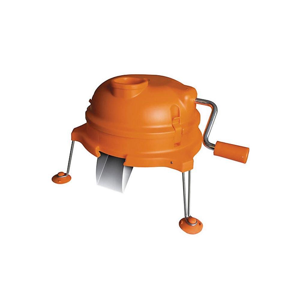 Dynamic CL003 1/4'' Dynacube Table Top Manual Food Cutter by Dynamic International