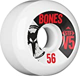 Bones STF Side Cut 56mm V5 Skateboard Wheels (Set Of 4)