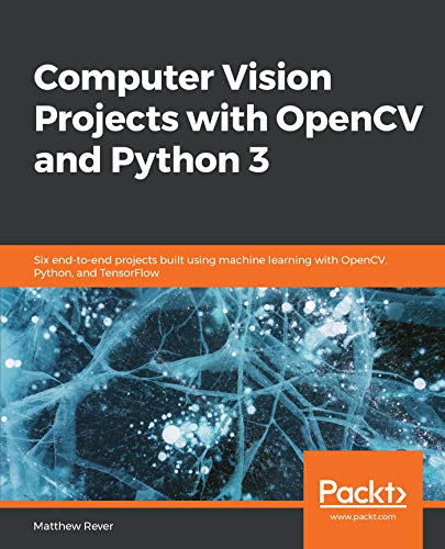 33 Best OpenCV eBooks of All Time - BookAuthority