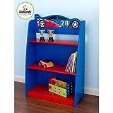 KidKraft Racecar Bookcase [Toy] MPN: 76042