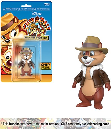 Chip: Funko Action Figure x The Disney Afternoon Mini Action