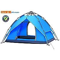 Xgeek 2-3 Person Camping Tent 4 Season Backpacking...
