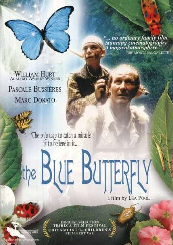 La mariposa azul Fecha de estreno