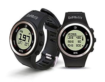 Entfernungsmesser Uhr : Golfbuddy wt gps uhr schwarz amazon sport freizeit