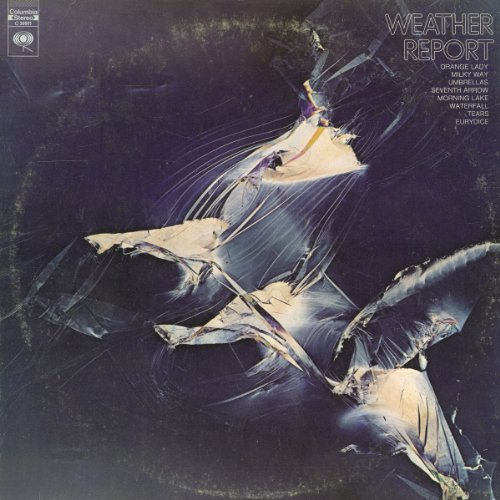 Weather Report (1st Album) (1971, Columbia) [Vinyl LP] [Stereo] (First Weather)
