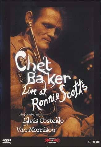 Chet Baker - Live at Ronnie Scott's by Rhino
