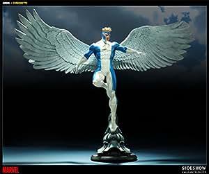 MARVEL X-MEN ANGEL COMIQUETTE POLYSTONE STATUE LTD TO 1000