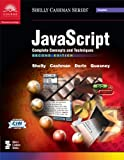 img - for JavaScript: Complete Concepts and Techniques, Second Edition (Shelly Cashman Series) book / textbook / text book