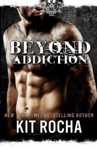 Beyond Addiction 5 Kit Rocha product image