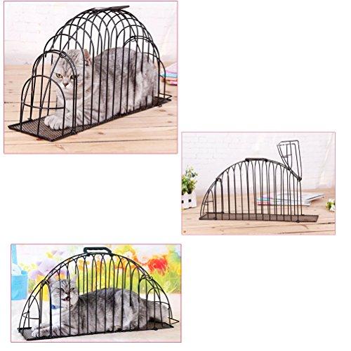 heated outdoor cat bed
