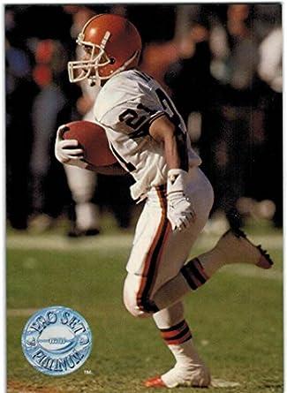 another chance c37d3 6e4d2 Amazon.com: 1991 Pro Set Platinum Cleveland Browns Team Set ...