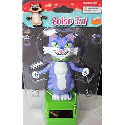 Solar Dancing Cat 4.5