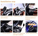 Yideng Bluetooth for Motorcycle Helmet Headset